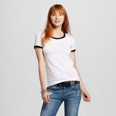 Mossimo Women's Short Sleeve Crew Neck T-Shirt Juniors')