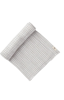 Pehr Designs Grey Stripe Swaddle