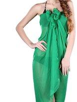 DG Fashion 2016 NEW Ladies Solid Color Chiffon Wrap Pareos Scarf for beach,Gift Idea