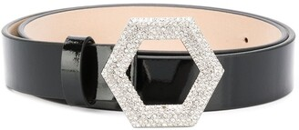Philipp Plein Statement belt