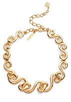 Oscar de la Renta Women's Swirl Necklace