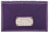 Longchamp Leather Card Holder Flip Wallet