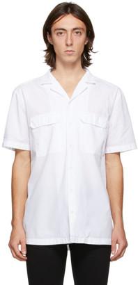 HUGO BOSS White Esad Shirt