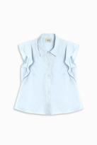 Rachel Comey Laurel Ruffle Shirt