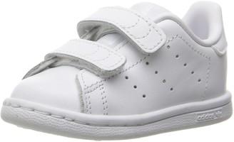 adidas Kids' Stan Smith Cloudfoam Sneaker