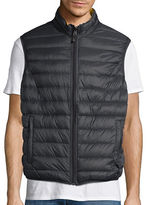 Hawke & Co Packable Water-Resistant Reversible Quilted Vest