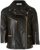 Golden Goose Deluxe Brand 'Road' biker jacket