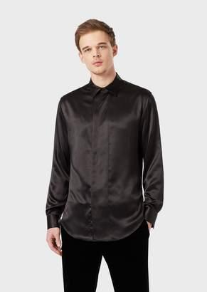 Giorgio Armani Pure Silk Shirt