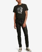 Denim & Supply Ralph Lauren Men's Biker Skull Logo T-Shirt