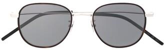 Saint Laurent Eyewear Round-Frame Sunglasses