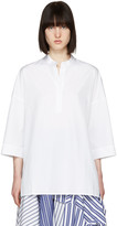 ATEA OCEANIE White Madison Shirt