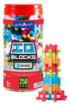 Guidecraft IO Blocks® Minis - 250 Piece Set