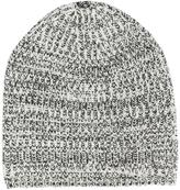 Denis Colomb heavy knit cap - unisex - Cashmere - One Size
