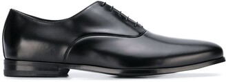 Canali lace-up oxford shoes