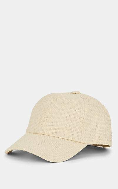 bd770c745 WOMEN'S STRAW BASEBALL CAP - NEUTRAL