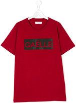 Gaelle Paris Kids printed T-shirt