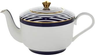 Richard Brendon Striped Teapot 1ltr