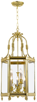 Crystorama 9-Light Beveled Lantern