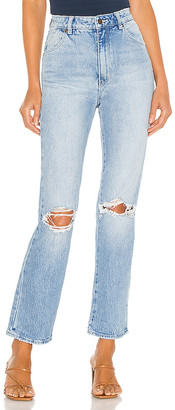ROLLA'S Oriignal Straight Leg Jean. - size 24 (also