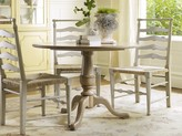 The Well Appointed House Somerset Bay Boothbay Breakfast Table-Available in a Variety of Finishes