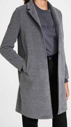 Harris Wharf London Polaire Boxy Coat