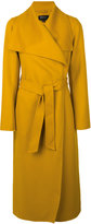 Mackage belted trench coat