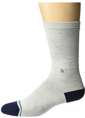 Stance East Dorado (Grey) Crew Cut Socks Shoes