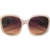 Gucci White sunglasses