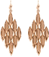 The Limited Jeweled Chandelier Earrings