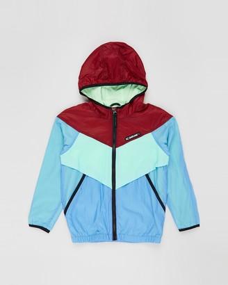 Scotch Shrunk Sporty Colour Block Jacket - Teen
