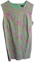 Lauren Ralph Lauren Green Cotton Dress for Women