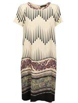 Etro Arabesque Print Shift Dress
