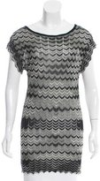 Missoni Chevron Patterned Tunic