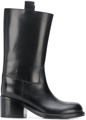 A.F.Vandevorst Pull-On Tall Boots