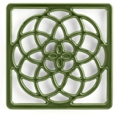 Martha Stewart Collection Collection Collector's Enameled Cast Iron Trivet, Created for Macy's
