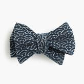 J.Crew KirikoTM bow tie in dot