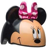 Minnie Mouse 3D Ears and Bow Toddler Helmet - Black/Pink