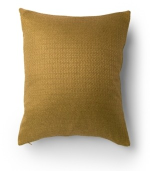 Protect A Bed Textured Sheen Decorative Throw Pillow