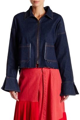 Tov Long Sleeve Jean Jacket