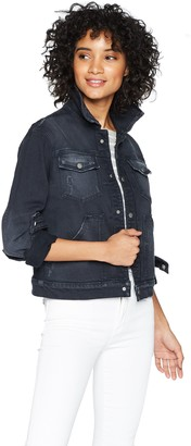 Hudson Women's The Ren Trucker Jean Jacket