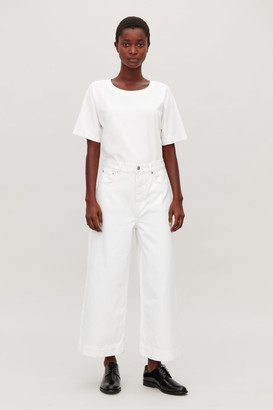 Cos 5-Pocket Wide Jeans