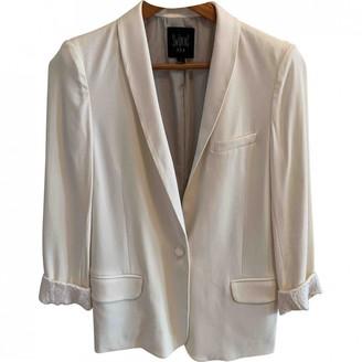 Swildens White Jacket for Women