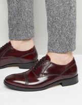 Base London XXI Noel Leather Oxford Shoes