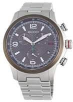 Gucci Stainless Steel Analog Watch