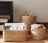 Pottery Barn Abaca Baskets