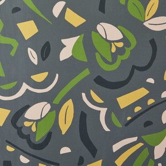 west elm Pop Art Wallpaper Swatch