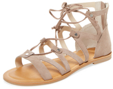 Dolce Vita Jarra Lace-Up Leather Sandal