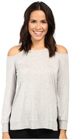 Lanston Cut Out Shoulder Pullover