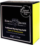 Jagger Lime Pomegranate Shaving Soap Refill by Edwin 2.3oz Shave Soap)