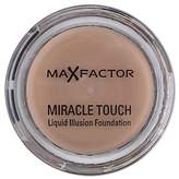 Max Factor Miracle Touch Liquid Illusion Foundation - Warm Almond by